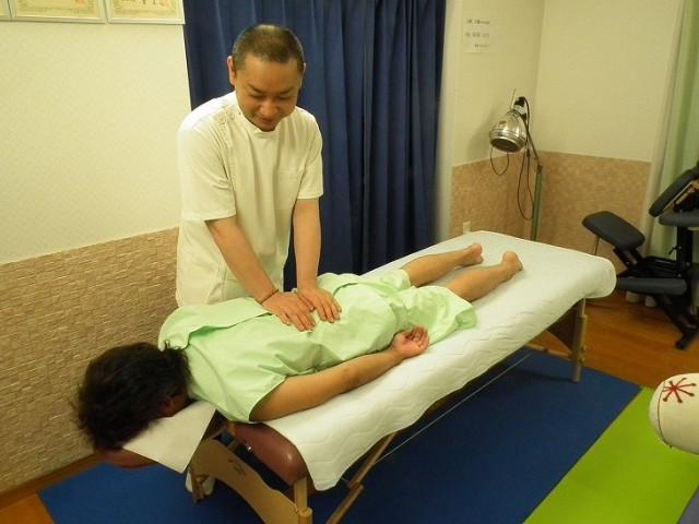 ゆがみ改善整体 DRT施術(ダブルハンドリコイルテクニック施術)